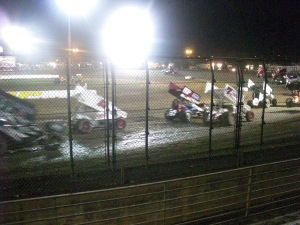 4 wide salute to fans